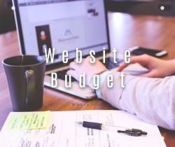 做一個網站要花多少錢?-教你做好網站預算規劃
